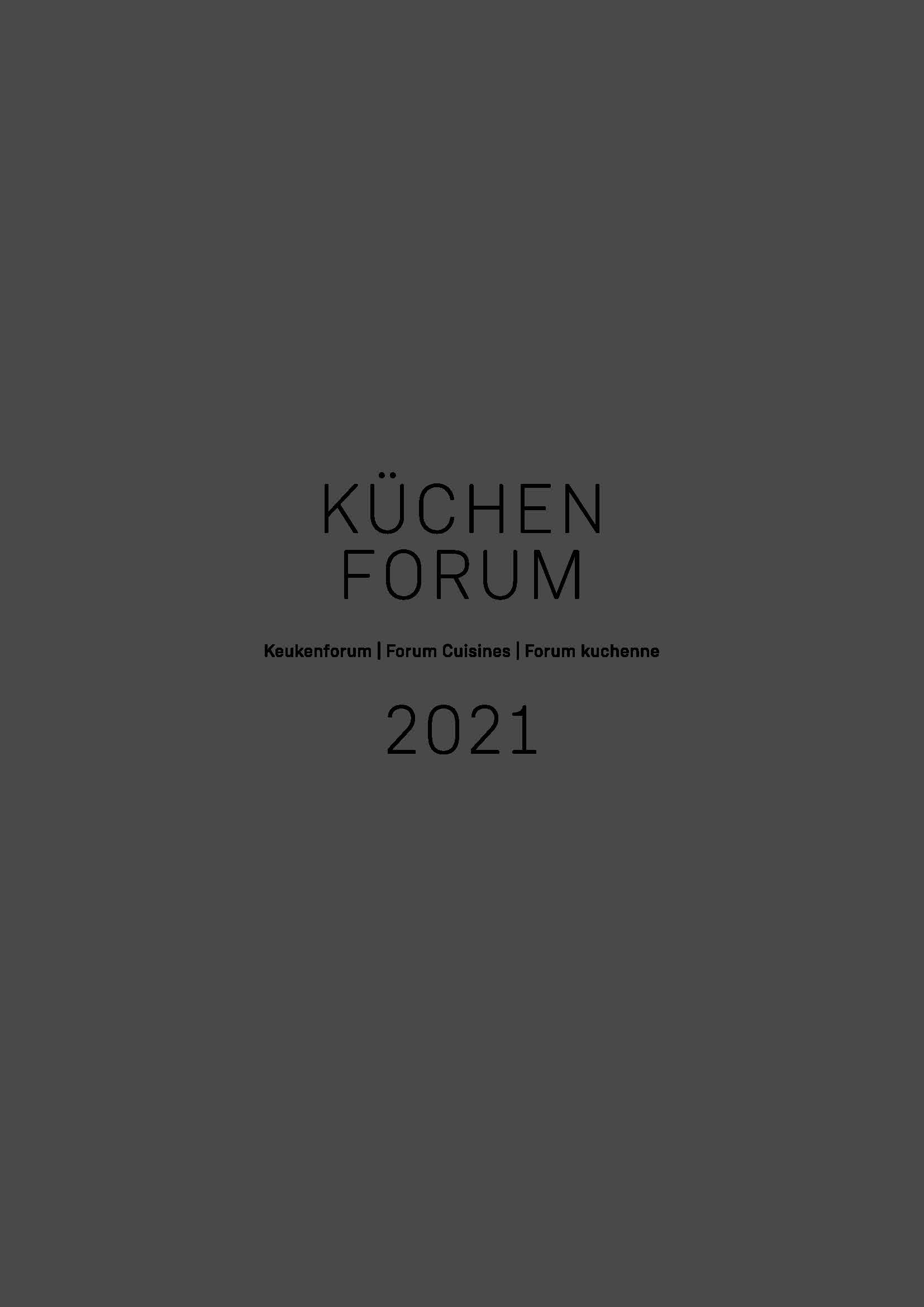 Haecker Kuechen Forum 2021 De Nl Fr Pl Page 01